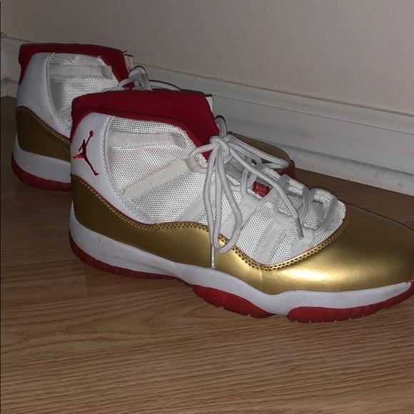 Ray Allen 11s Mids Jordan Mens Sneakers
